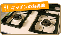 家庭向けキッチンクリーニングサービス内容